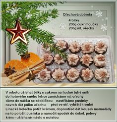 Kokosové Bounty guličky iba z troch surovín - Báječné recepty Christmas Candy, Christmas Baking, Christmas Cookies, Xmas, Rum, Sweet Tooth, Food And Drink, Sweets, Bread