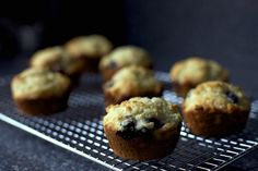 Perfect Blueberry Muffins Recipe on Yummly