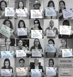 Día Mundial de la no Violencia