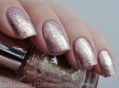 Love. Varnish, chocolate and more...: A-england She walks in beauty