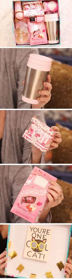 Box of Happy | Easy DIY Easter Basket Ideas for Teens | Easy Gift Ideas for Mothers Day