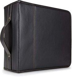 Case Logic KSW-320 320 Capacity CD Wallet - Black Review
