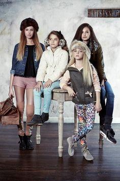 Mapamondo – Moda para nenas invierno 2015