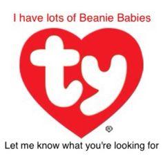 Beanie babies Selling beanie babies to raise money for cancer research  (Relay for life) 4e58bdcfbbd0