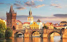 Praga, República Tcheca: Praga é uma cidade que exala história! É impossível…