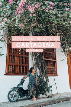 In search for the best things to do in Cartagena, Colombia's prettiest city? We've got 21 activities you must add to your Cartagena itinerary, including tips on where to eat and where to stay!