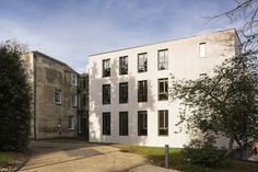 Projects Cultural Ruskin College Exterior front elevation Penoyre and Prasad Rainscreen Cladding, Stone Cladding, Stone Facade, Front Elevation, Facades, Natural Stones, College, Exterior, London