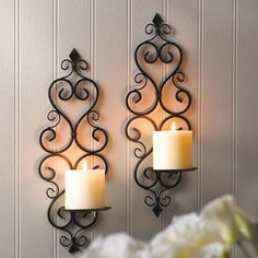 You'll love the Fleur De Lis Iron Sconce at Wayfair - Great Deals on all Décor  products with Free Shipping on most stuff, even the big stuff.