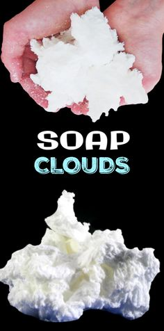 Turn soap into fluffy clouds with the exploding soap experiment for kids! One bar of Ivory soap and a microwave is all you need for this project! - Education and lifestyle Creative Arts And Crafts, Easy Crafts For Kids, Fun Crafts, Science Activities For Kids, Preschool Centers, Steam Activities, Cool Science Experiments, Cool Diy Projects, Kids