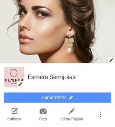 Estamos com página nova no FACEBOOK ❤ Vem florir nossa página e compartilhe com suas amigas para embelezar ainda mais! https://m.facebook.com/Esmera-Semijoias-1720167814891574/ #facebook #pagina #nova #inovação #SUPER #LANÇAMENTO #cadastre #linda #flowers #semijoias #EsmeraSemijoias #Dicas #moda #blog #blogueiras