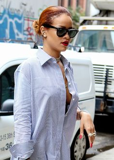 July 9:Rihanna out in NYC