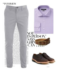 romantic by luziagalvang on Polyvore featuring Marc New York, Alden, Scotch & Soda, men's fashion and menswear