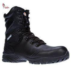 Dickies Urban Hi - Chaussures montantes de sécurité - Homme (42 EUR) (Noir) - Chaussures dickies (*Partner-Link)