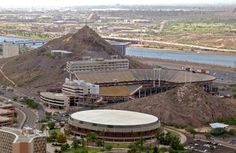 Arizona state university - Tempe -Sun Devil Statium