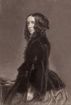 Elizabeth Barrett Browning. As a poet herself and the wife of Robert Browning, we have poems by her as well as about her
