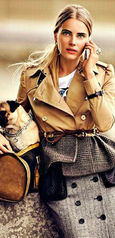 High Fashion – Street Style Trends