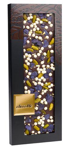 Серия шоколада с золотом