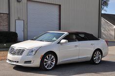 2014 Cadillac XTS convertible