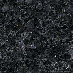 Blue Polare Granite  (Kitchen-Design-Ideas.org)