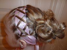 It has been a while since I have posted some fancy hair dos that we tried on Makayla so I thought it was about time. We still love trying o...