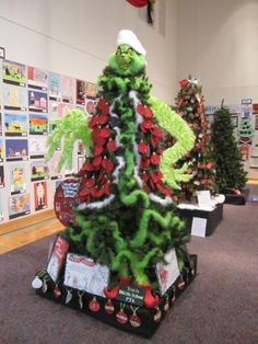20 best Annual Tree Decorating Contest images on Pinterest   Decor ...