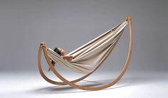small indoor hammock stand
