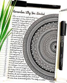 Mandala Art Therapy, Mandala Art Lesson, Mandala Artwork, Mandala Painting, Mandala Drawing, Mandala Sketch, Doodle Art Drawing, Cool Art Drawings, Doddle Art