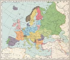 Based upon analysis of historical documents, plans, and motivations, this is a highly accurate conceptualization of how Europe's borders would appear if the Central Powers had been victorious in the First World War. The German Empire's borders would expand largely Eastward and partly in the West. Austria-Hungary would have taken the Venetia region of Italy and notable portions of Russian Poland, like the city of Lublin. Bulgaria sought more Greek lands and parts of eastern Serbia.