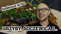 Wegańska Białkowa Bomba | Makaron z soczewicy | GastroCoach