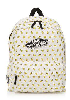 Vans x Peanuts Woodstock backpack Woodstock 8a9d9d255e3