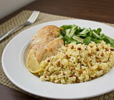 Food - Sides/Couscous on Pinterest | Couscous, Couscous Salad and Pine