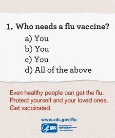 get the flu shot ad campaign - Google Search