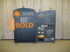 Portable Eclipse Display by Evo Exhibits.    Tension Fabric Pillow Case Graphics, Tool-less Assembly.  www.evoexhibits.com