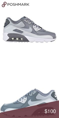 Nike Junior Air Max 90 Mesh Trainer CP636