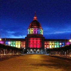 San Francisco City Hall in San Francisco, CA