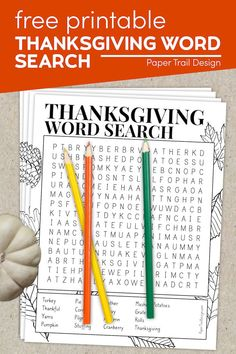 Thanksgiving word search printable with pumpkin and colored pencils with text overlay- free printable Thanksgiving word search Thanksgiving Yams, Thanksgiving Word Search, Thanksgiving Activities For Kids, Activities To Do, Thanksgiving Coloring Pages, Harvest Party, Text Overlay, Amazing Crafts, Autumn Ideas