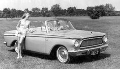 Rambler, 1962