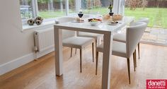 Fern and Curva 4 to 6 Seater Dining Set White Gloss Dining Table, Solid Oak Dining Table, Round Dining Set, 4 Seater Dining Table, Extendable Dining Table, Dining Room Table, Dining Chairs, Dining Table Lighting, Dining Table Design