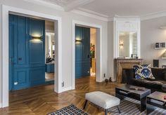 72m² - Paris 11e aménagé et décoré par la décoratrice d'intérieur Vanessa Faivre