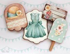 Summer Memories Cookie Set