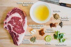 Different ways to prepare steak