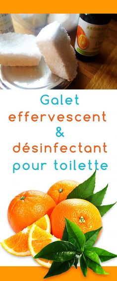 Bombe effervescente et désinfectante pour toilettes - Architect Pools Homemade Cleaning Supplies, Diy Cleaning Products, Cleaning Hacks, Baking Soda Water, Diy Organisation, Hard Water Stains, Toilet Cleaning, Green Life, Home Repair