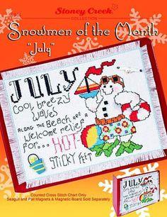 Snowman & Snowmen - Cross Stitch Patterns & Kits (Page 9) - 123Stitch.com