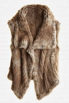 Warm and Comfy Sleeveless Blazer