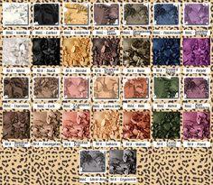 15 MAC Dupes from http://alohomermaid.blogspot.com/