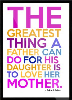 Mother Daughter Love | mother-father-and-daughter-quotes-543