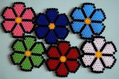 Posavasos florales