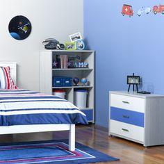 Splash drawers, kids furniture - Kidzspace