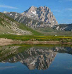 Gran Sasso nation Park, L'Aquila