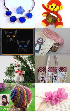 Lovely finds by Ellymae on Etsy--Pinned with TreasuryPin.com